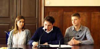 I sesja Młodzieżowej Rady Miejskiej III kadencji