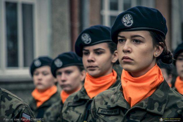 Liceum Ogólnokształcące w Rzepinie ma 24 nowych kadetów!