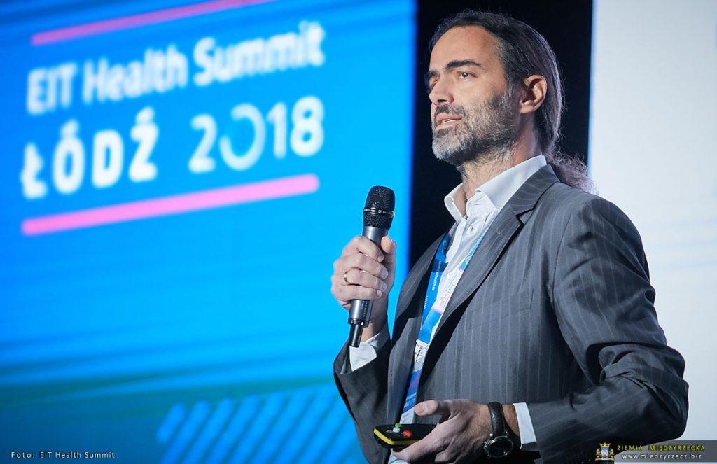 Balazs Furjes, dyrektor zarządzający EIT Health InnoStars