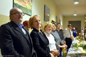 Wigilia w Domu Opieki Społecznej w Międzyrzeczu