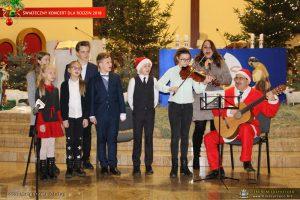 Świąteczny Koncert dla Rodzin