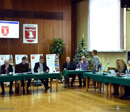 Sesja Rady Powiatu Międzyrzeckiego