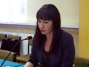 Starosta Powiatu Międzyrzecz, Agnieszka Olender
