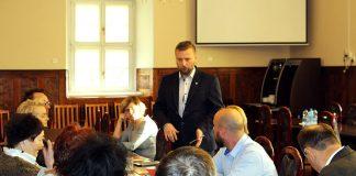 Spotkanie z przedstawicielami Organizacji Pozarządowych