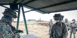 żołnierze 1 batalionu Ziemi Rzeszowskiej 17WBZ ogniowo zainaugurowali kolejny rok szkoleniowy