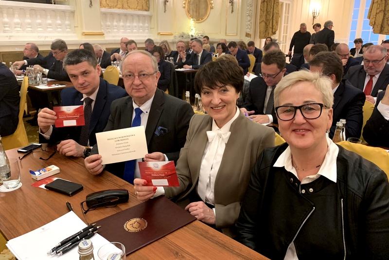marszałek Polak członkiem zarządu