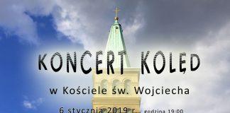 Koncert Kolęd w kościele pw. św. Wojciecha