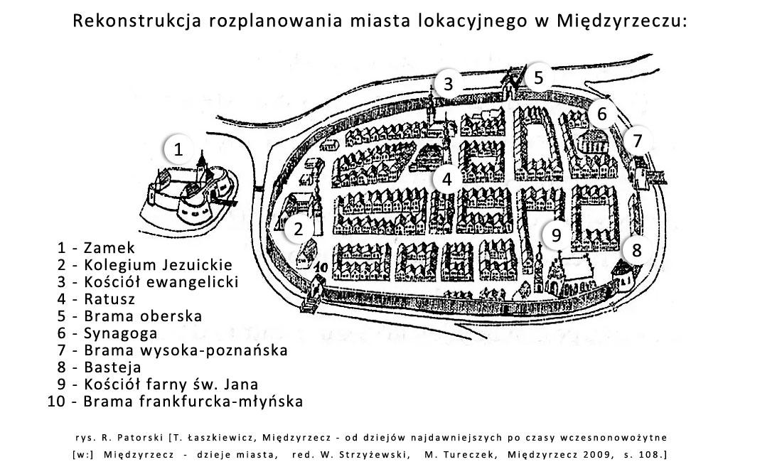 Gród Międzyrzecz i Zamek Królewski