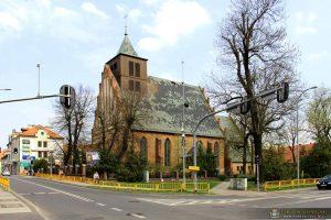 Kościół parafialny p.w. św. Jana Chrzciciela