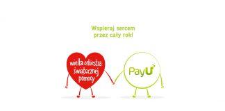 Wesprzyj WOŚP z aplikacją PayU i odbierz podziękowanie od Jurka Owsiaka!