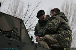Szkolenie adaptacyjne żołnierzy PKW Rumunia