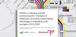 Kolejowy rozkład jazdy w Lubuskim do konsultacji