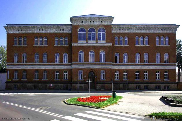 Budynek Sądu Rejonowego w Międzyrzeczu
