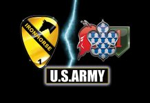 Kolejni amerykańscy żołnierze w Czarnej Dywizji