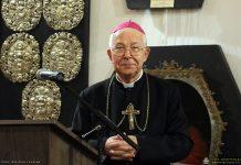 Biskup dr Paweł Socha