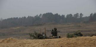 kurs szkoleniowo-metodyczny dla dowódców batalionów/dywizjonów 17 Wielkopolskiej Brygady Zmechanizowanej