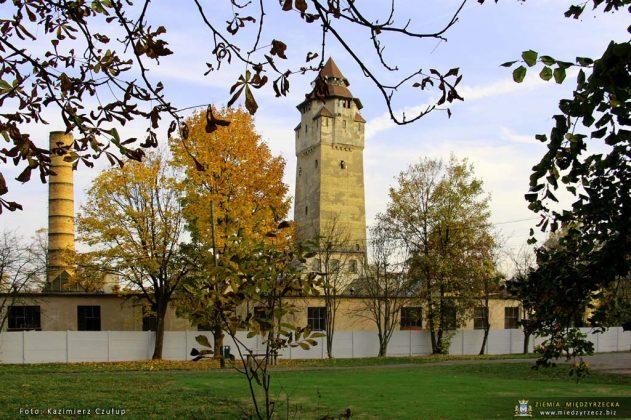 Międzyrzeckie wieże