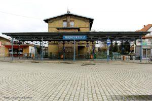 Dworzec PKS w Międzyrzeczu