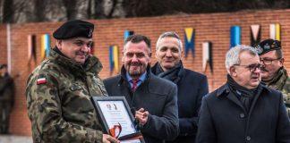 Plac Generała Maczka we władaniu żołnierzy