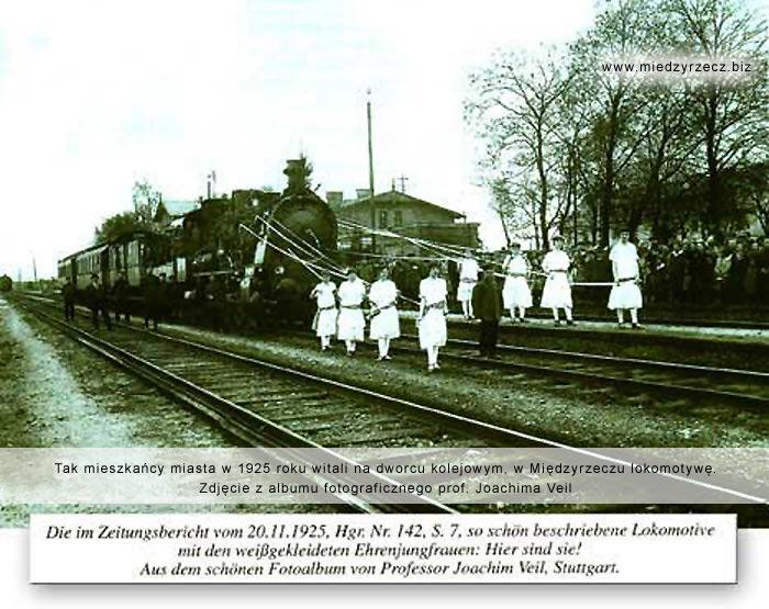 Uroczyste otwarcie dworca Kolejowego w Międzyrzeczu