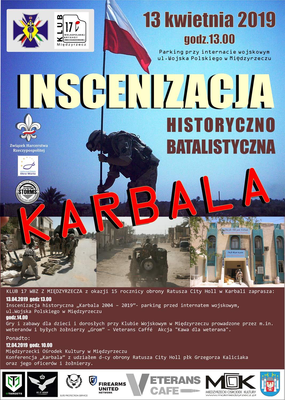 Karbala w Międzyrzeczu - Inscenizacja