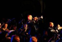 Koncert muzyczny, zorganizowanym z okazji 20-lecia przystąpienia Polski do NATO