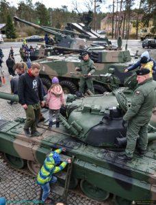 Piknik militarny NATO w Pancernej Stolicy Polski