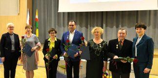 Odznaki Honorowe za Zasługi dla Województwa Lubuskiego 2019