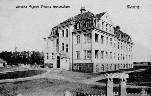 Augusta – Viktoria – krankenhaus (Szpital w 1911 roku)