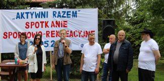 """Zjazd Rodzin i Przyjaciół pod nazwą """"Aktywni Razem"""""""