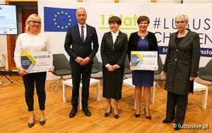 Lubuscy liderzy europejscy nagrodzeni