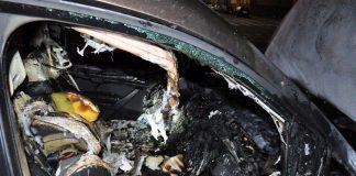Ujęto podpalacza samochodów