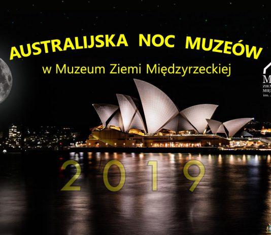 AUSTRALIJSKA NOC MUZEÓW