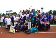 XVI Olimpiada Sportowa Środowiskowych Domów Samopomocy