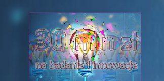 30 mln zł na badania i innowacje
