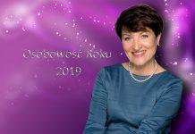marszałek Elżbieta Anna Polak odebrała tytuł Osobowości Roku 2019