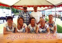 XXIII Festiwal Szparagowe Żniwa Trzciel 2019 - KĘSZYCZANKI