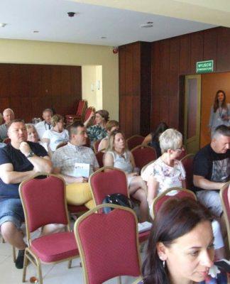 Obrady Ogólnopolskiego Stowarzyszenia Organizatorów i Menadżerów Pomocy Społecznej i Ochrony Zdrowia