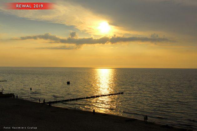 Powitanie lata w Rewalu - dzień pierwszy nad Bałtykiem
