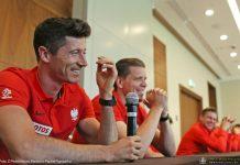 Reprezentacja Polski spotka się z młodymi piłkarzami i piłkarkami
