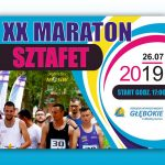 XX Maraton Sztafet 2019