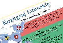 Rozegraj Lubuskie – Stowarzyszenie NOVUM tworzy grę online promującą Lubuskie
