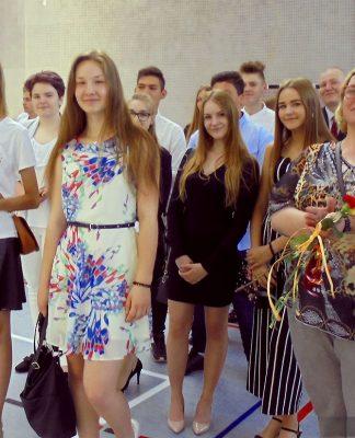 Zakończenie roku szkolnego w SP 6 w Międzyrzeczu