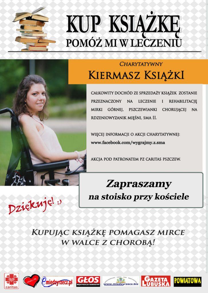 Charytatywny Kiermasz Książki w Pszczewie