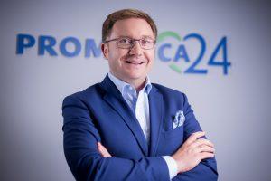Piotr Haładus, Członek Zarządu Promedica24