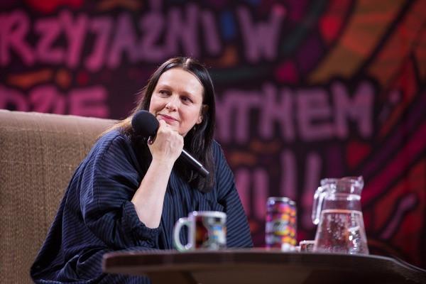 Spotkanie z Katarzyną Nosowską / fot. Lucyna Lewandowska