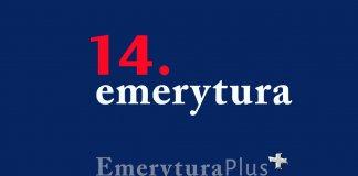 14 Emerytura 2021