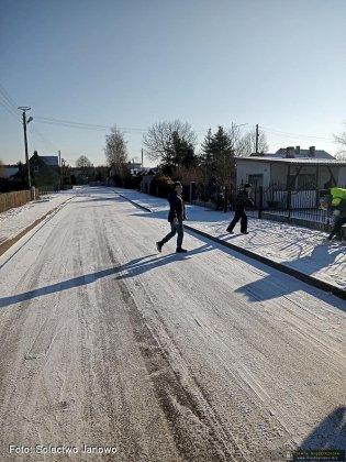 Zima W Solectwie Janowo 05