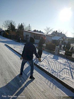 Zima W Solectwie Janowo 09