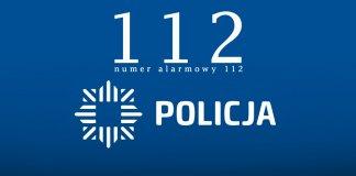 Policja Numer Alarmowy 000